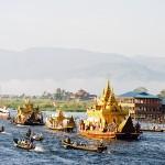Phaung Daw Oo Festival Procession