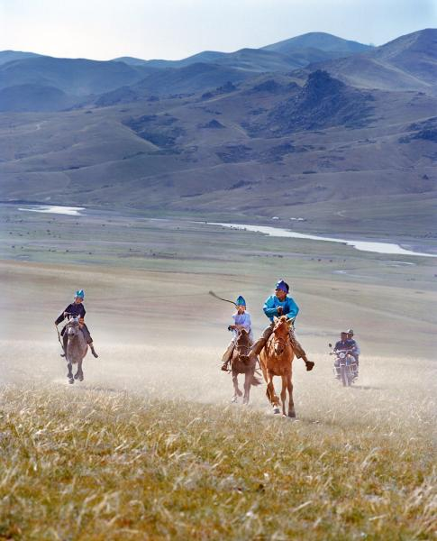 Ghengis Khan Polo and Riding Club