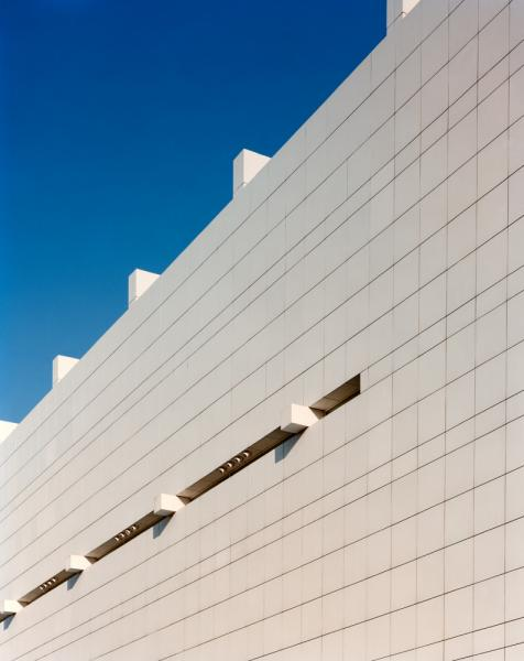 Barcelona's Museum of Contemporary Art (MACBA) located in the El Raval district was designed by Richard Meier in 1995. The museum houses the latest Catalan and International Art.
